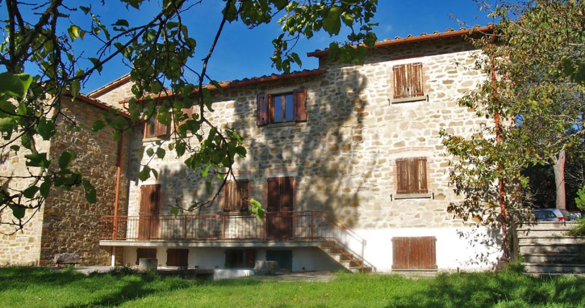 Case Rurali Toscane : Immagini di case coloniche toscane: vendita fienili case coloniche